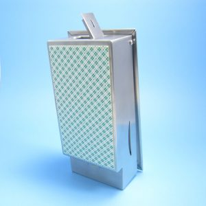 Stainless Steel Dispenser (lockable)